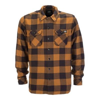 Camicia Dickies Sacramento Brown Duck