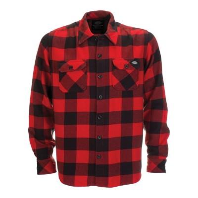 Camicia Dickies Sacramento Red