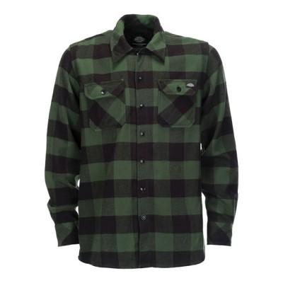 Camicia Dickies Sacramento Pine Green