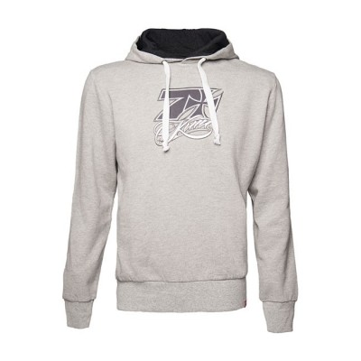 Felpa West Coast Choppers Kimi Cross Seven Grey