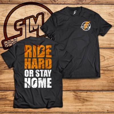 T-Shirt Moto SLM Mood Ride Hard