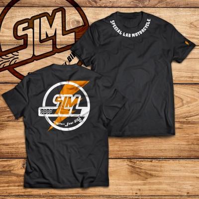 T-Shirt Moto SLM Mood SLM CREW