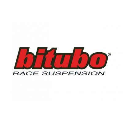 Ammortizzatori Bitubo Posteriori per Moto Guzzi V50 POLIZIA 1982-1990 / V65 LARIO 1984-1987 Doppia Regolazione