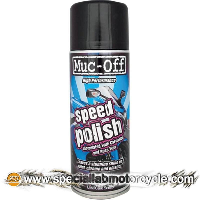 MUC-OFF Cera Lucidante Spray