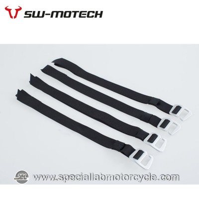 Set Cinghie di Fissaggio per Borse SW-Motech Legend Gear