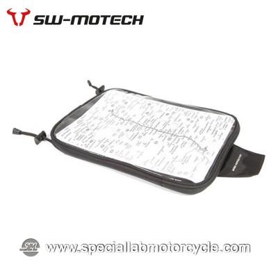 Portamappa Universale per borse moto da serbatoio SW-Motech