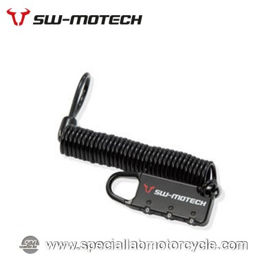 Lucchetto a Combinazione Borse Moto SW-Motech