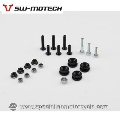 Kit Adattatore per montaggio Borse SW-Motech Sysbag 15/30 su telai laterali EVO/PRO