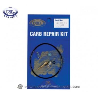 K&L Kit Revisione Carburatore per Kawasaki EL/EX 250/ EN450/EN500/EX 500