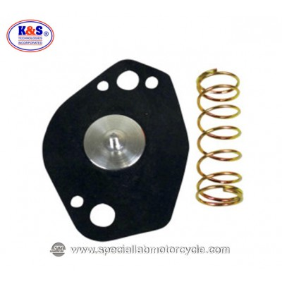 K&S Kit Air Cut Off Valves Carburatore per YamahaYFM/