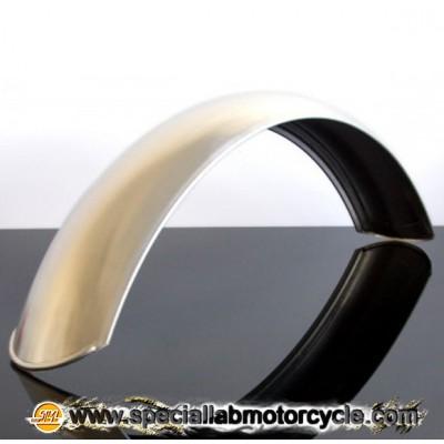 """Parafango Anteriore in Alluminio Scrambler Style Ruote 21"""""""