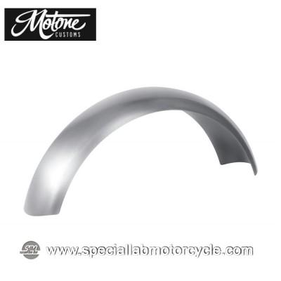 Motone Custom Parafango Posteriore in Acciaio Laminato Cafè Racer Style 135mm