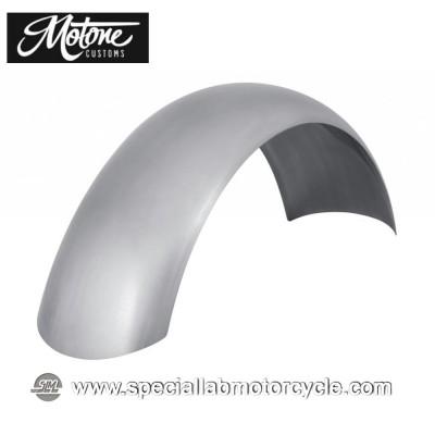 Motone Custom Parafango Posteriore in Acciaio Laminato Cafè Racer Style 180mm