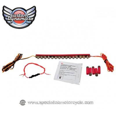 Custom Dynamics Stop Multifunzione 15 Led Bar