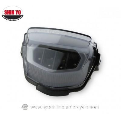 Shin Yo Fanalino Posteriore LED OEM per Honda CBR 1000 RR / VFR 800 X 11