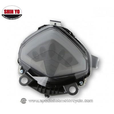 Shin Yo Fanalino Posteriore LED OEM Style per Honda CB500 X / F / Del 2013 - CBR 500 Dal 2013 al 2015