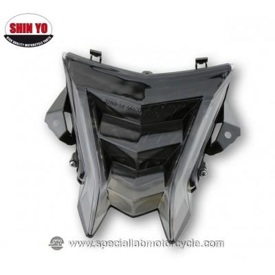 Shin Yo Fanalino Posteriore LED OEM Style per Bmw S 1000RR Dal 2013 al 2014