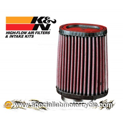 Filtro Aria Ovale K&N Performance 54x127mm
