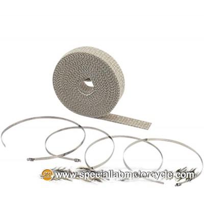 Benda Termica Wrap Kits Accel Sabbia 15 mt x 2,5 cm