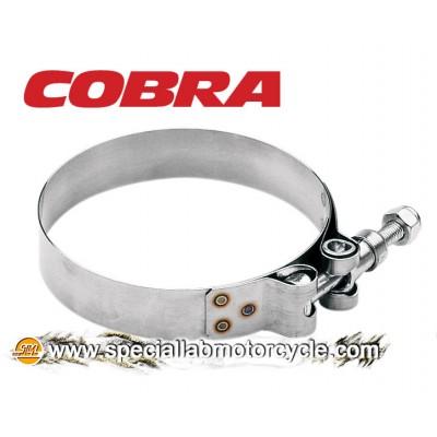 Fascetta Fissaggio Scarico Cobra