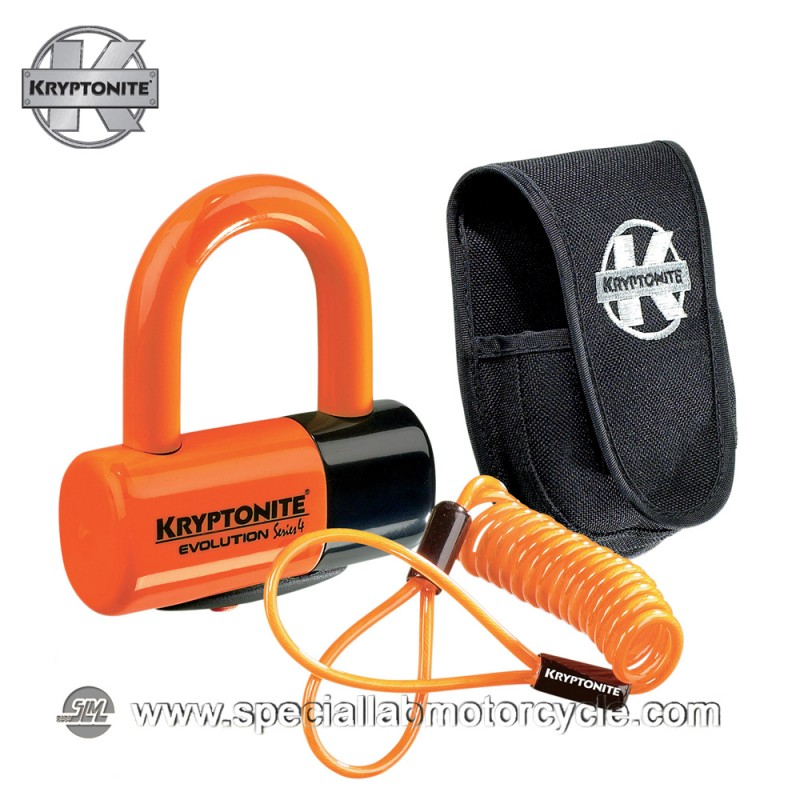 Kryptonite Bloccadisco Evolution Series 4