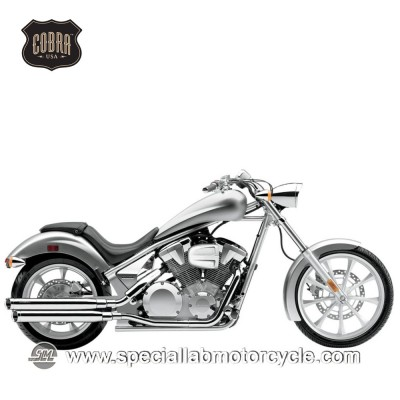 Finali di scarico Cobra Muffler 76,2mm Slip On Honda VT1300CR/CS/CX