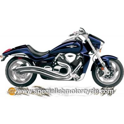 Impianto di scarico Cobra Speedster Swept Suzuki M109R Boulevard 2006-2012 / VRZ 1800 R/R2/RZ 2006-2011