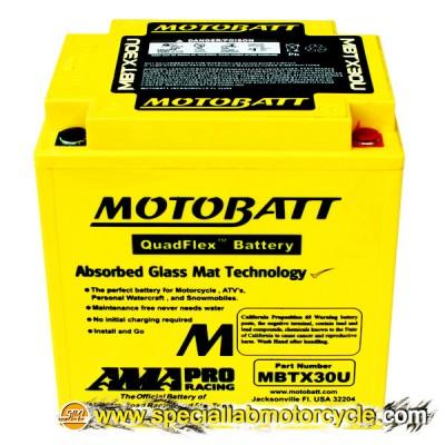 Batteria Sigillata MotoBatt MBTX30U 12V-32Ah per Moto Guzzi