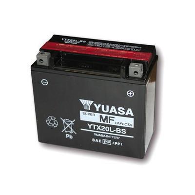 Batteria Sigillata Yuasa YTX 20L-BS 12V-270A