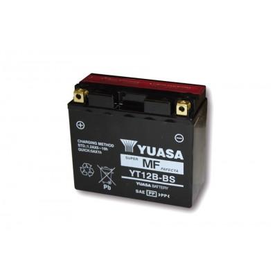 Batteria Sigillata Yuasa YT 12 B-BS (YT 12B-4) 12V-180A