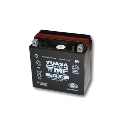 Batteria Sigillata Yuasa YTX 14L-BS 12V-200A