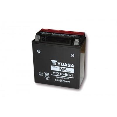 Batteria Sigillata Yuasa YTX 16-BS-1 12V-230A