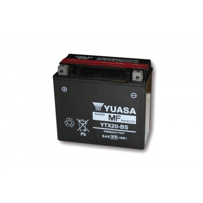 Batteria Sigillata Yuasa YTX 20-BS 12V-270A