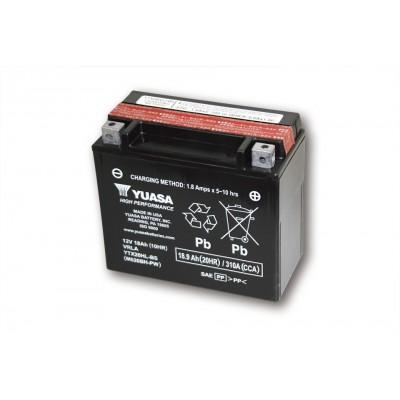 Batteria Sigillata Yuasa YTX 20HL-BS 12V-310A