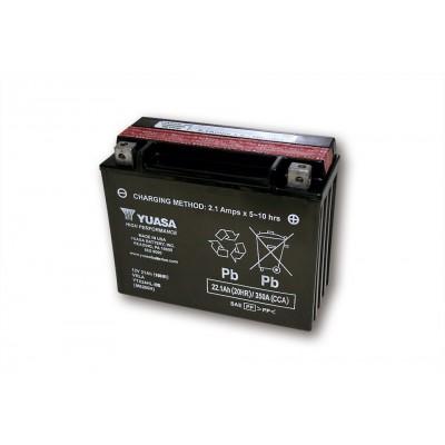 Batteria Sigillata Yuasa YTX 24HL-BS 12V-350A