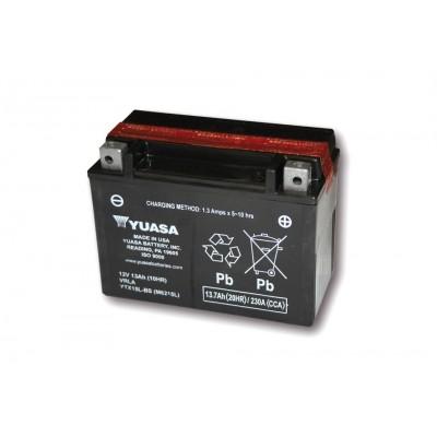 Batteria Sigillata Yuasa YTX 15L-BS 12V-130A