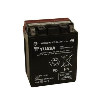 Batteria Sigillata Yuasa YTX 14HL-BS 12V-210A