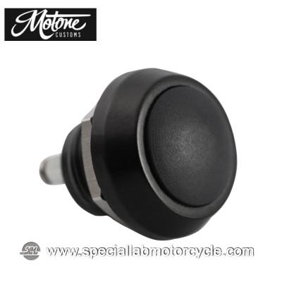 Motone Custom Micro Switch Momentary 1 Pulsante Nero