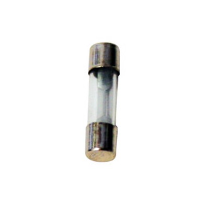 Set 5 fusibili vetro 15A