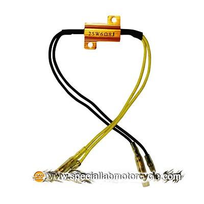 Resistore per Frecce Led da 8 Ohm/21 Watt