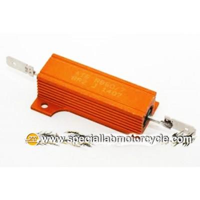 Resistore per Frecce Led da 8,2 Ohm/50 Watt
