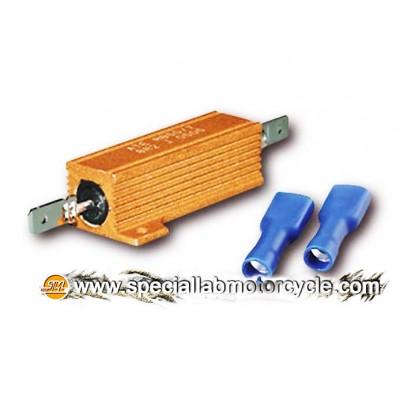 Resistore per Frecce Led da 33 Ohm/50 Watt