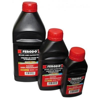 Olio Freni e Frizione Ferodo DOT 5.1