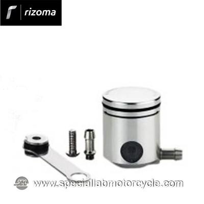 Rizoma Vaschetta Pompa Freno Chrome