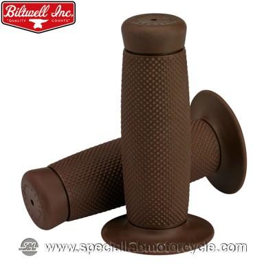"Manopole Biltwell Renegade Chocolate 25mm 1"""