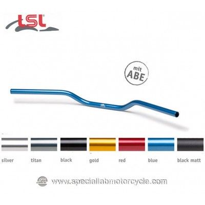 Manubrio Super Bike LSL 22mm