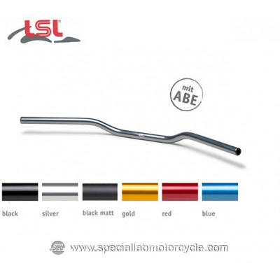 Manubrio Superbike Flat LSL 22mm