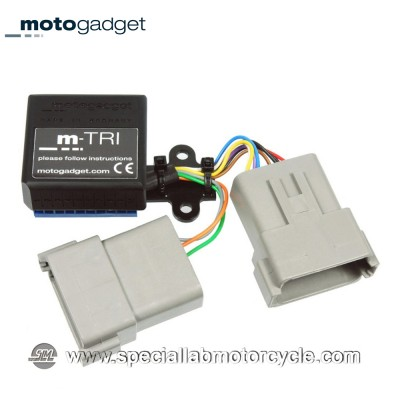 Motogadget M.Tri Adapter per Triumph Speed Triple R del 2012