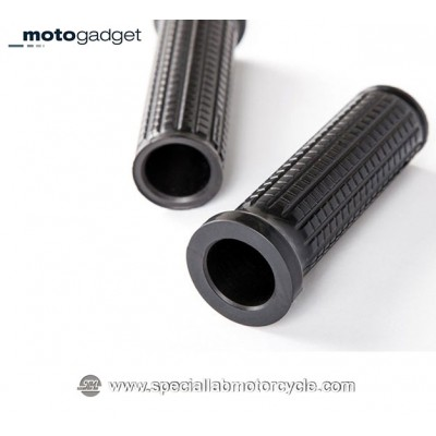 Manopole Motogadget M-Grip Soft Black