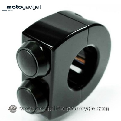Motogadget M-Switch 3 Pulsanti Black